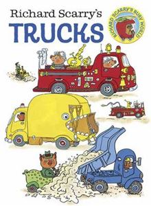 Picture of Richard Scarry's Trucks Board Book