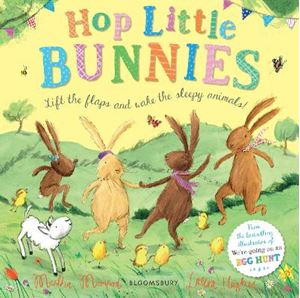 Picture of Hop Little Bunnies: Board Book