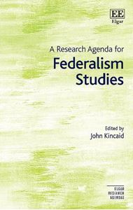 Picture of A Research Agenda for Federalism Studies