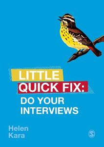 Picture of Do Your Interviews: Little Quick Fix