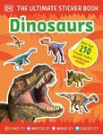 Picture of Ultimate Sticker Book Dinosaurs