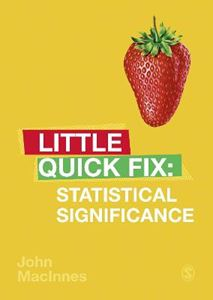 Picture of Statistical Significance: Little Quick Fix
