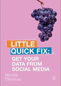 Picture of Get Your Data From Social Media: Little Quick Fix