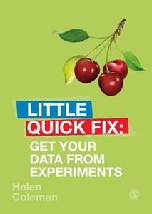 Picture of Get Your Data From Experiments: Little Quick Fix