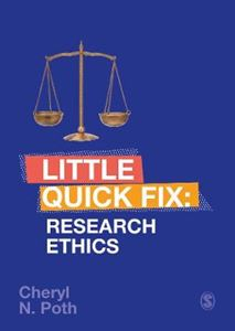 Picture of Research Ethics: Little Quick Fix