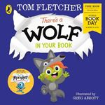 Picture of THERE'S A WOLF IN YOUR BOOK: WORLD BOOK DAY 2021