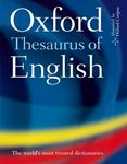 Picture of Oxford Thesaurus of English 3ed