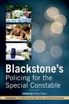 Picture of Blackstone's Policing for the Special Constable 2ed