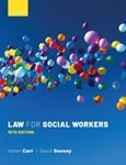 Picture of Law for Social Workers 16ed