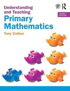 Picture of Understanding and Teaching Primary Mathematics 3ed