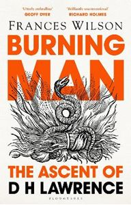 Picture of Burning Man: The Ascent of DH Lawrence