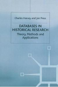 Picture of Databases in Historical Research: Theory, Methods and Applications