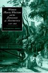 Picture of Women Travel Writers and the Language of Aesthetics, 1716-18