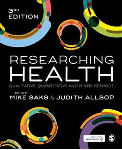 Picture of Researching Health 3ed
