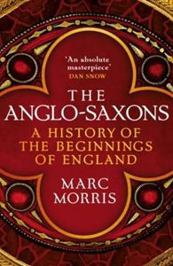 Picture of Anglo-Saxons: A History of the Beginnings of England SIGNED COPY CANADA/INDIA