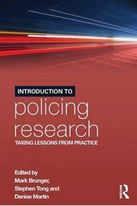 Picture of Introduction to Policing Research: Taking Lessons from Practice