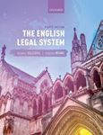 Picture of English Legal System 8ed
