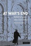 Picture of At War's End: Building Peace after Civil Conflict