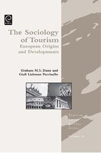 Picture of Sociology of Tourism: European Origins and Developments