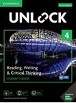Picture of Unlock Level 4 Reading, Writing, & Critical Thinking Student's Book, Mob App and Online Workbook w/ Downloadable Video