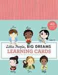 Picture of Little People, BIG DREAMS Learning Cards: 40 Fascinating Fact Cards