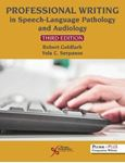 Picture of Professional Writing in Speech-Language Pathology and Audiology 3ed