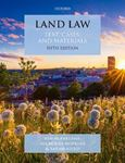 Picture of Land Law: Text, Cases and Materials 5ed