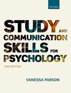 Picture of Study and Communication Skills for Psychology 2ed