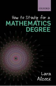 Picture of How to Study for a Mathematics Degree