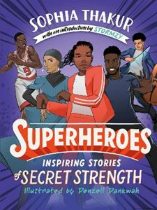 Picture of Superheroes: Inspiring Stories of Secret Strength