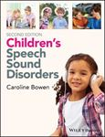 Picture of Children's Speech Sound Disorders 2ed