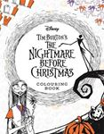 Picture of Disney Tim Burton's The Nightmare Before Christmas Colouring Book
