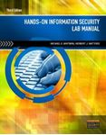 Picture of Hands-On Information Security Lab Manual 4ed