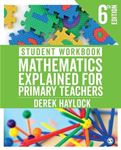 Picture of Student Workbook Mathematics Explained for Primary Teachers 3ed
