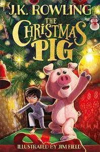 Picture of Christmas Pig